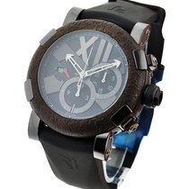 Romain Jerome CH.T.OXY3.BBBB.00.BB Titanic DNA Chronograph in...