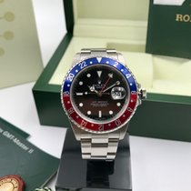 Rolex GMT-Master II 16710 rectangular , like new