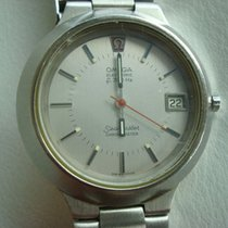 """Omega Seamaster Electronic f300Hz chronometer – Cone"""" –..."""