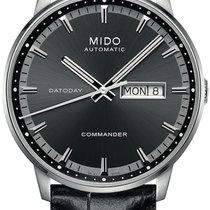 Mido Commander II Gent Automatik M016.430.16.061.80
