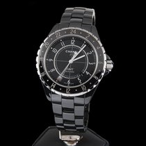 Chanel J 12 GMT CERAMIC