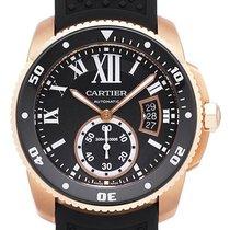 Cartier Calibre de Cartier Diver 18k Rotgold Ref. W7100052