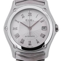 Ebel Classic Wave 42 Guilloche Dial
