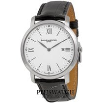 Baume & Mercier Classima Executives Quartz White Dial T
