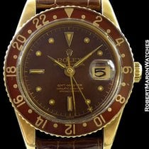 Ρολεξ (Rolex) 6542 18k Gmt Master Incredibly Extensive Papers...