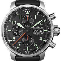 Fortis Aviatis Flieger Professional Chronograph 705.21.11 LF.01