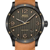 Mido Men's M0254073606110 Multifort Automatic Watch