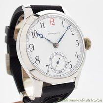 CHRONOMETER Pocket Watch Conversion To Wrist Watch circa...