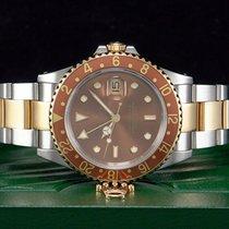 Rolex GMT-Master II TIGERAUGE Stahl/Gold 16713  Neue REVISION