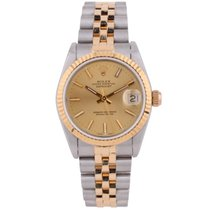 Rolex Pre-Owned Mid-Size DateJust 68273 1993 Model