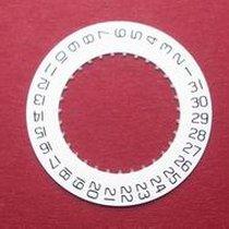 ETA Datumsscheibe, Kaliber 251.262, schwarze Schrift auf...