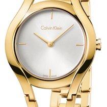 ck Calvin Klein class Damenuhr K6R23526