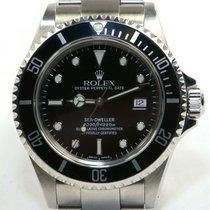 Rolex Sea-Dweller Date 16600 Stainless Steel Year 2000 Watch