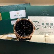 勞力士 (Rolex) Cally - 50505 CELLINI Everose Gold Black