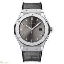 Hublot Classic Fusion Titanium Racing Grey Men's Watch