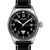 Junkers Cockpit 6144-2 Quartz Watch With Swiss Ronda Movement...