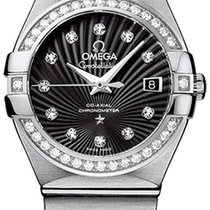 Omega Constellation Co-Axial Automatic 27mm 123.15.27.20.51.001