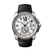 Cartier Calibre Automatic Mens Watch Ref W7100037