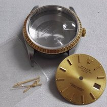 Rolex 15233 steel and 18kt gold watch case completely