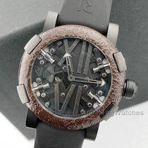 Romain Jerome Titanic-DNA Steampunk Black Limited Edition