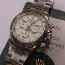 Rolex Daytona - White Light Cream Panna  - FULL SET - 2004