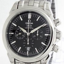 "Omega ""DeVille Chronograph"" Watch - Date / Auto - 42mm"