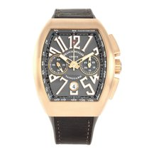 Franck Muller Vanguard Rose Gold Chronograph V45CCDT