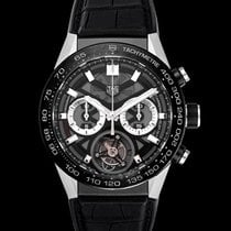 TAG Heuer Calibre Heuer 02 T Chronograph - CAR5A8Y.FC6377