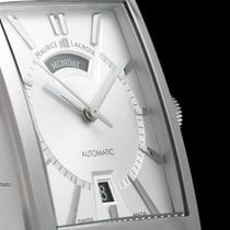 Maurice Lacroix Pontos Rectangulaire Day-Date