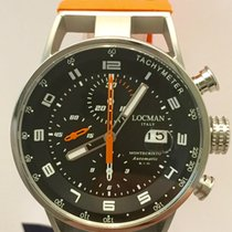 Locman Montecristo Automatic Chronograph New Official Warranty