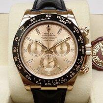 勞力士 (Rolex) 116515LN 18K Everose Gold Daytona Baguette...