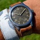 "Cyma W.W.W. MILITARY ""DIRTY DOZEN"" TROPICAL DIAL 38MM"