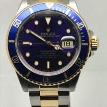Rolex SUBMARINER DATE STEEL GOLD LIKE NEW