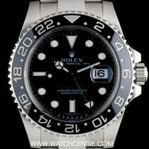 Rolex Stainless Steel O/P Ceramic Bezel GMT-Master II 116710LN