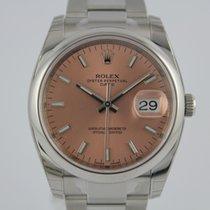 Rolex Date 115200 aus 2016 #A3116 Neuwertig