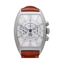 Franck Muller Casablanca Chronograph Limited Edition Stainless...