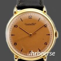 IWC Vintage Armbanduhr Gold ca.1951 Ref.:149