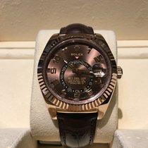 Rolex Sky-Dweller Rose Gold B&P