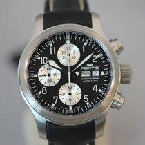 Fortis B-42 Flieger Chronograph Automatik 42mm NEU