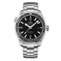Omega Seamaster Planet Ocean Helium escape valve Stainless...