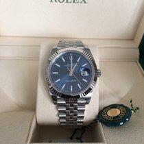 Rolex Die NEUE DATEJUST  41 JUBILE ZB BLAU INDEX