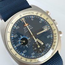 Omega automatic seamaster chronograph cal 1040 ref 176.007...