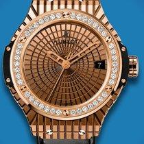 Hublot CAVIAR GOLD DIAMONDS BIG BANG 346PX0880VR1204