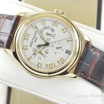 Patek Philippe Annual Calendar 18K Yellow Gold Automatic Watch...
