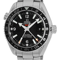 "Omega ""Seamaster Planet Ocean 600m GMT"" Co-Axial..."