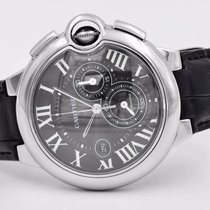 Cartier Ballon Bleu Chronograph Black 3109 Full Set