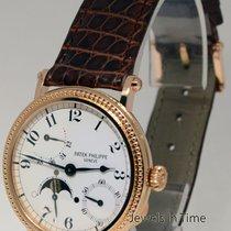Patek Philippe Complications 18k Rose Gold Mens Watch Box/Pape...