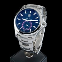 TAG Heuer link tiger woods steel automatic men size