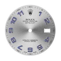 Rolex DateJust 41mm Steel/Blue Arabic Numerals Original...