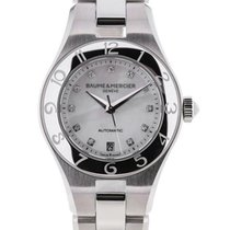 Baume & Mercier Linea 27 MoP Diamonds